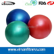 Top quality new products popular pvc yoga gym ball