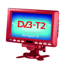 4K/8K/H.265 12V DC Built-in digital tunner DVB-T2 TV,FM,USB SD AV-IN/OUT(DA-703C)