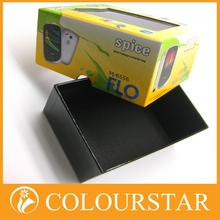 Anti-seismic packaging paper box for card game