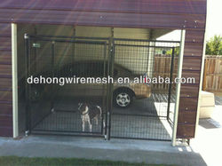 iron dog cage, dog kennel,pet cage