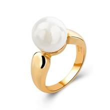 wholesale rings jewellery fancy Korea design pearl ring