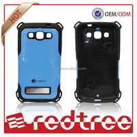 Hybird combo cell phone +tpu two in one case for iphone 6