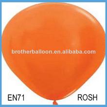 Baratos personalizados impresos globos de helio, para la decoración del globo