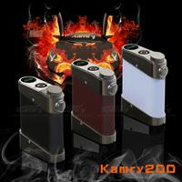 2015 kamry box mod e-cigarette 200W with best price