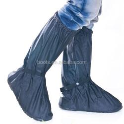 Hot sale Waterproof Outdoor Protective Gear Rain Boot Shoe Cover with Zipper