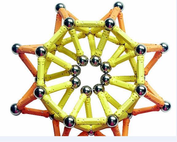 Connect balls