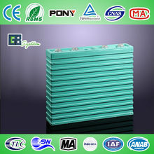 High capacity lifepo4 12V 300Ah lithium ion battery pack for solar power system GBS-LFP300Ah