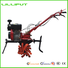 Hot Selling OEM Cheap Hand Operated Small Agricultural Tractor With KAMA Engine