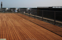 Pale carbon deep charcoal outdoor Bamboo decking/ outdoor Bamboo Flooring