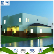 2015 Hot Sell!!! New Technology Strong and Durable bamboo prefabricated house