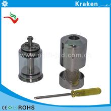 Nuevo proveedor innovador china producto JZD Kraken atomizador / Kraken híbrido