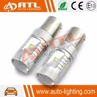 High Quality 1156 BA15S,BAU15S 7440 30W XBD high power led chip 12V-24V 35w led bulb 12v
