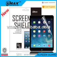 For iPad mini 2 screen guard oem/odm (Anti-Fingerprint)