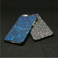 New Style 3D Cover Three-dimensional Stars Ultrathin Frosted Phone Case for iPhone 6 4.7