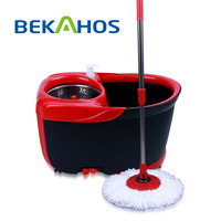 2014 Hot Sales Product Red Home & Garden Universal Household Cleaning Microfiber New Mop