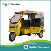 ECO friendly electric bajaj style tricycle