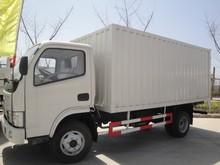 4x2 dongfeng 3 tons diesel cargo van