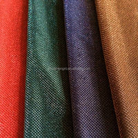 94 poly 6 span elastic velvet types of sofa material fabric for set