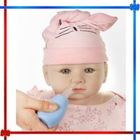 AD156 useful safety adult nose cleaner (vacuum nasal aspirator )