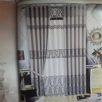 Zebra type of office window curtain design new model
