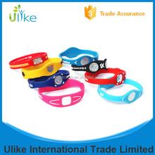 Silicone charm bracelet 2015 bracelet wholesale , new product for teenage