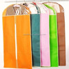 MJ-KS17 China Wholesale Non-woven Dust-proof Clothes Cover Suit Dress Garment Bag