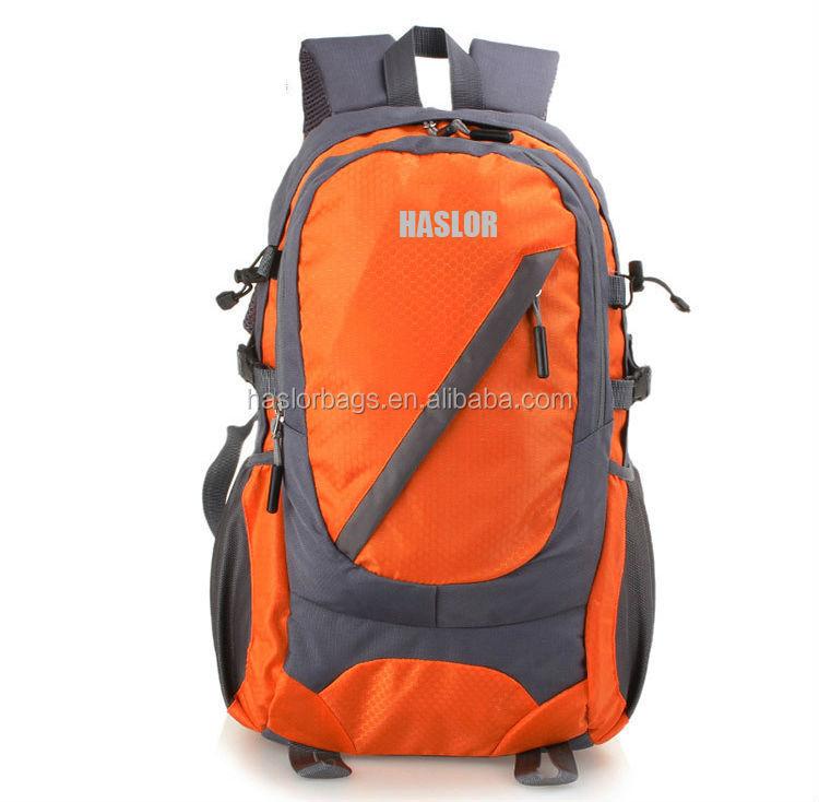 Date étanche haute-capacité randonnée sac à dos avec de nombreuses poches
