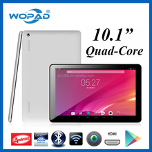 Very Slim 10.1 inch IPS Allwinner A31s Quad-Core Android 4.4 Tablet PC with 1080P HD Output