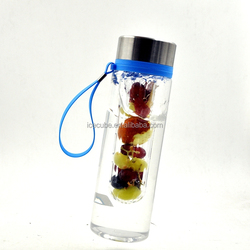 Best selling products sports water bottle fruit infuser hot new for 2015