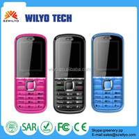 WH5 2014 Gift Phone S-Color 1.8 Cheapest China Mobile Phone In India GSM Quad Bands Multilanguage Basic Phone for Old People D5