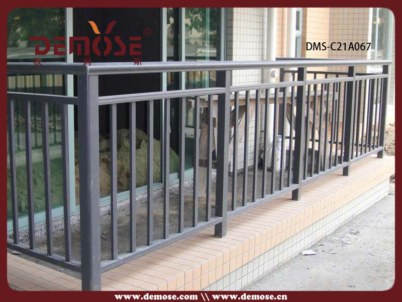 Barandas de aluminio para terrazas materiales de - Barandas de terrazas ...
