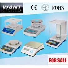 Readability 0.1mg~1g Capacity 0-50g~30kg gold weighing scale, weigh scale connect computer