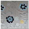 Oriental Flower embroidery upholstery fabric
