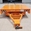 KPX-100tons heavy-duty cargo motorized transfer trailer for industrial
