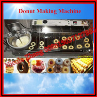commercial donut making machine/stainless steel donut maker 008615037127860