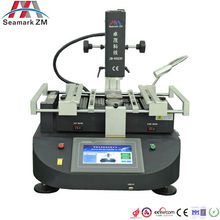 Zhuomao bga rework machine ZM-R5830 hot air and infared heaters laptop repair tool kit