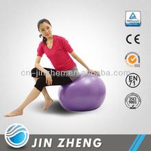 air pump exercise pvc bouncing gym ball