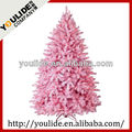 Beautiful Pink Christmas Tree For Outdoor Decorations