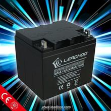 storage battery 12v 38ah dry batteries for ups