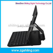 For iPad rotating Bluetooth keyboard case standing detachable wireless