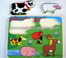 Supply fine paper . Magnetic . Jigsaw puzzle. Educational toys, advertising gifts