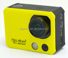 Portable night vision underwater fish finder HD video camera