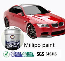 Rust proof and anticorrosive car paint epoxy primer