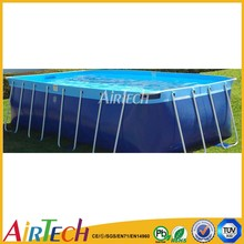 Best quality above ground swimming pool frame pool for summer
