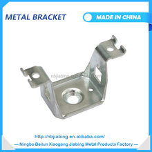 Stainless steel L shape metal shelf brackets