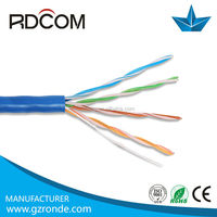 China Manufacturer of Pull Box of 305 m Cat5e UTP Cable