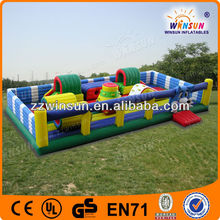 inflatable Festival obstacles toy, outdoor combo bouncers