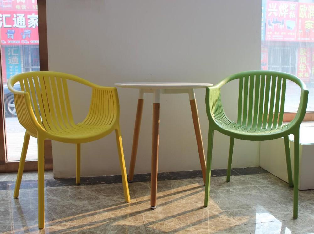Muebles de jardín de plástico reciclado párrocos sillas de comedor ...