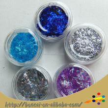 shining case for iphone ,glitter powder