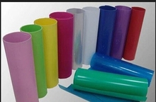 2015 China supplier color rigid pvc film pharmaceutical plastics products tube packaging